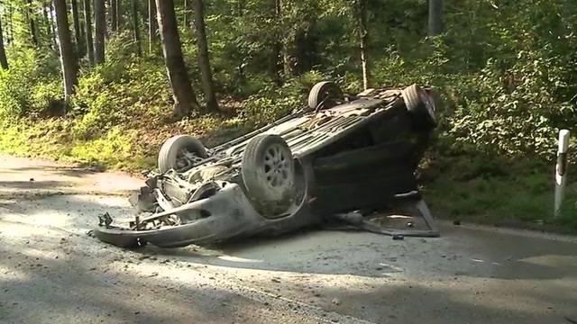 Unfall nahe Kölliken