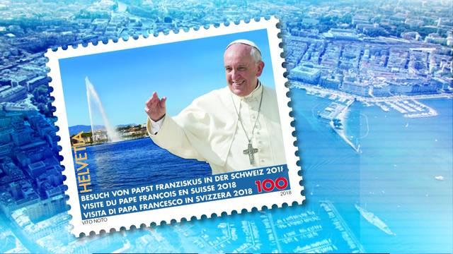 Post widmet Papst eine Briefmarke