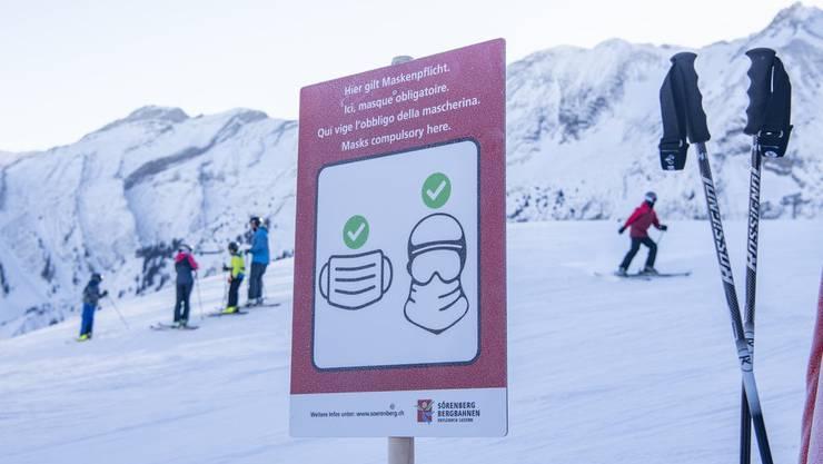 In Skiferien angesteckt - 5.000 Menschen in Quarantäne