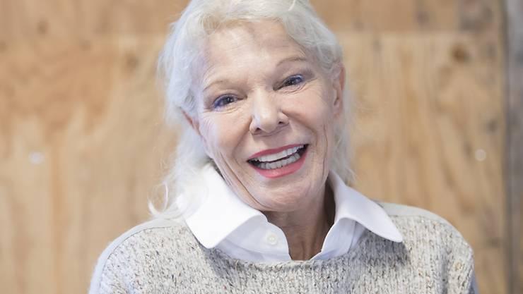 Die Schweizer Schauspielerin Birgit Steinegger ist vor ihrem 70. Geburtstag nicht mehr so euphorisch wie in jüngeren Jahren. (Archivbild)