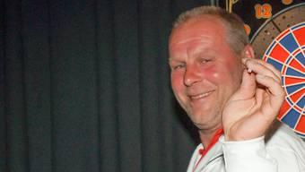 Christian Schumacher ist der Cheftrainer der Nationalmannschaf im E-Darts.