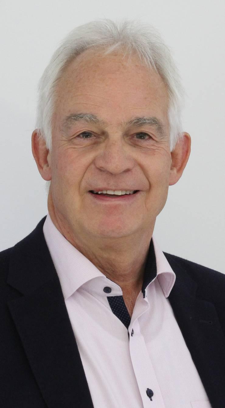 Christian Fricker, Präsident Fricktal Regio