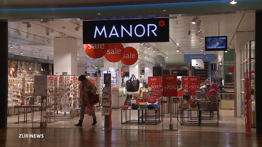 Kahlschlag bei Manor: Viele langjährige Mitarbeiter betroffen