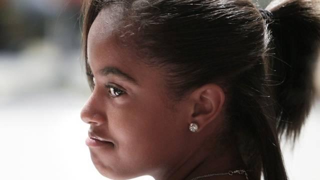 Feierte ihren Geburtstag zusammen mit dem Unabhängigkeitstag: Malia Obama (Archiv)