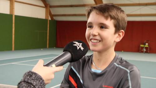 Nicolas Tennisnachwuchs