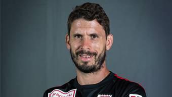 Juan-Pablo Garat kommt in der Hinrunde in der Liga nicht mehr zum Einsatz.