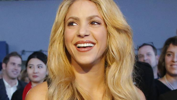 Sollte die Plagiatsklage gegen Sängerin Shakira erfolgreich sein, würde der 40-Jährigen wohl das Lachen vergehen. (Archivbild)