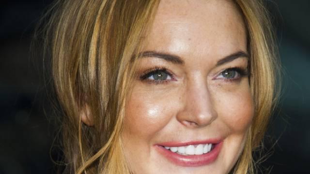 Lindsay Lohan nach Entzug schon wieder auf dem Damm (Archiv)