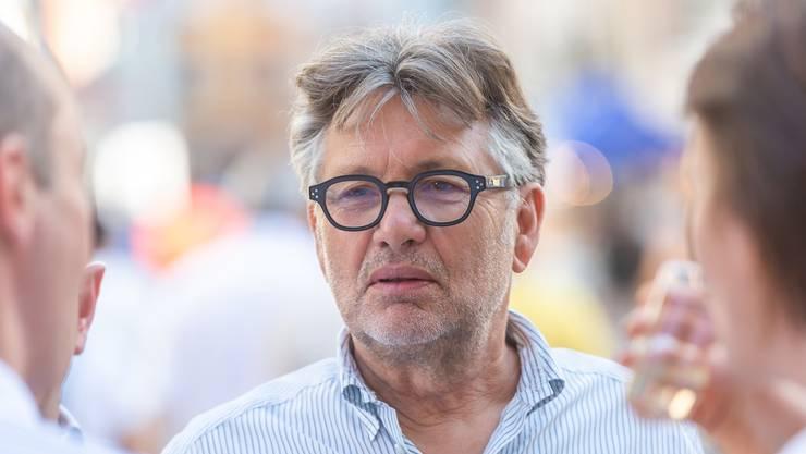 «Man will gar nicht, dass die heiklen Fragen zur Obermatte gestellt werden», erklärt Stadtrat Hanspeter Thür. (Archivbild: 4. Juli 2019)