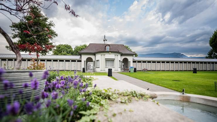 Die Badi Solothurn wird unter Schutz gestellt.