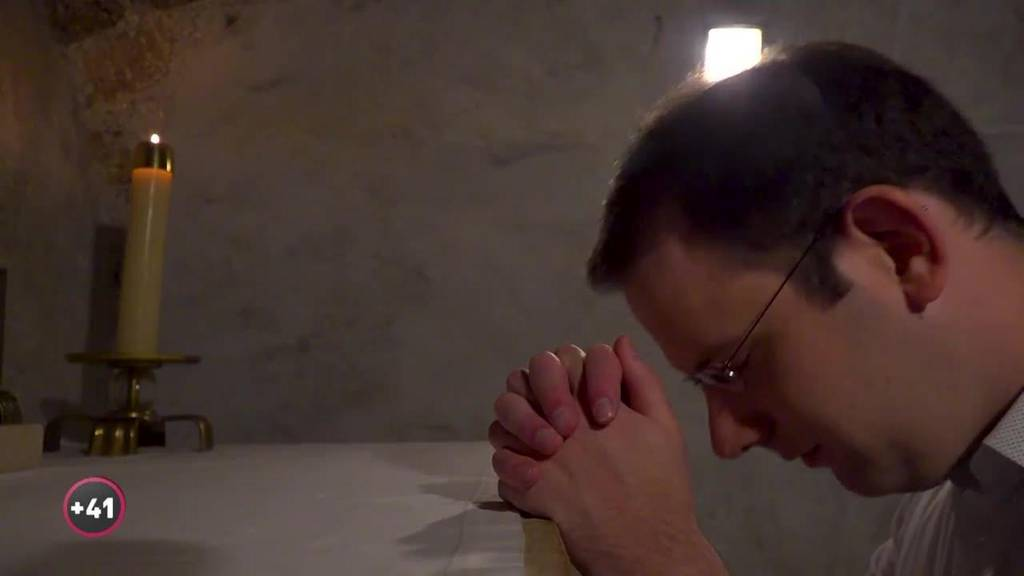 Der Priesterkandidat