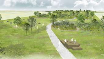 So soll der Landschaftspark künftig aussehen.