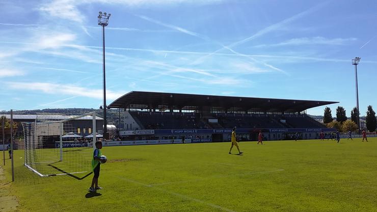 Der FC Wohlen qualifiziert sich für den Cup 2019/20.