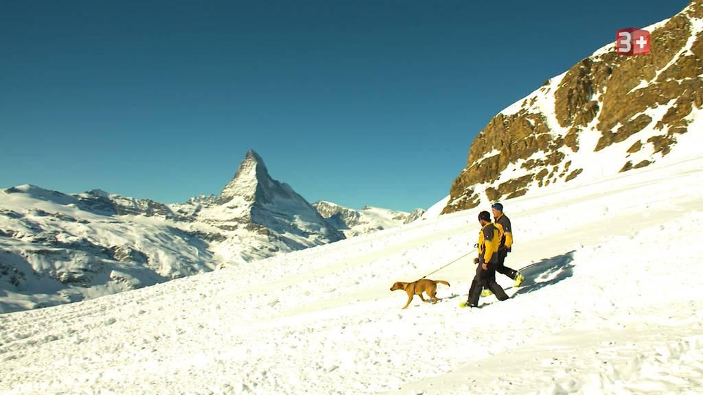 Grosseinsatz nach Lawine: Rettungskräfte der Air Zermatt setzen ihr Leben aufs Spiel