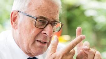 «Die Schweiz muss grosse Herausforderungen annehmen, um nicht in eine Lethargie zu verfallen», sagt der ehemalige Sportminister.