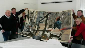 Erico Schommer im Kunstraum