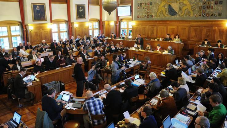 Im Zürcher Kantonsrat stehen heute 16 Erklärungen zur Diskussion. Der Hauptfokus liegt auf dem so genannten Konsolidierten Entwicklungs- und Finanzplan (KEF). (Archiv)