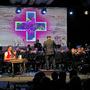 Das Urdorfer Blasorchester spielte am Samstagabend Lieder wie «Kiosk» von Polo Hofer oder «Heimweh» von Plüsch.