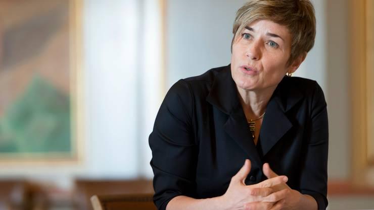 «Wenn nur schon der Anschein von Befangenheit besteht, schadet dies dem Ansehen», warnt Verwaltungsgerichtspräsidentin Marianne Ryter.