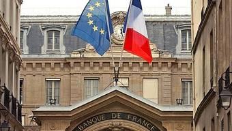 Banque de France in Paris (Archiv)