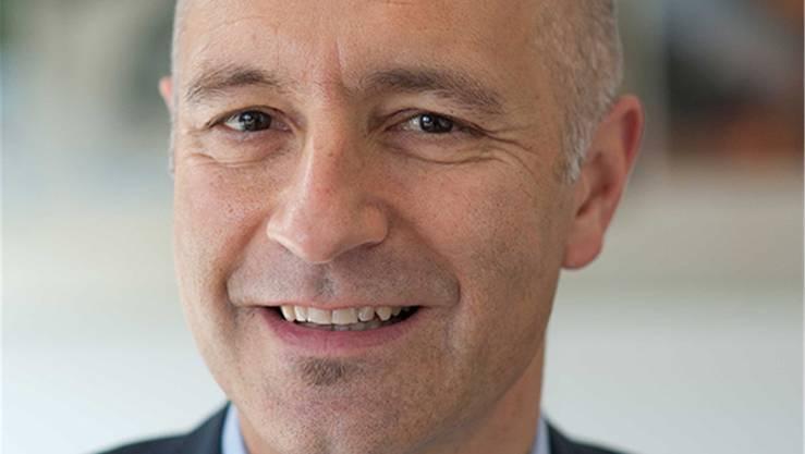 Der Grenchner Alex Kaufmann (SP, Solothurn-Lebern) ist der rechteste SP-Kandidat. Er hat eine vergleichsweise geringe Zustimmung zum ausgebauten Umweltschutz und dafür eine relativ hohe Zustimmung zu restriktiven Migrationspolitik und zu «Law&Order».