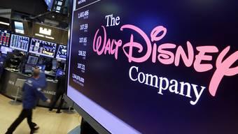 Bei Walt Disney fehlten Kassenschlager im abgelaufenen Geschäftsquartal - im Vergleichszeitraum des Vorjahres hatte es noch einige Blockbuster gegeben. (Archivbild)