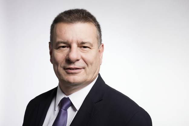 2. Platz: Roger Golay der MCG verpasste 21,6 Prozent, oder 54 von 250 Abstimmungen.