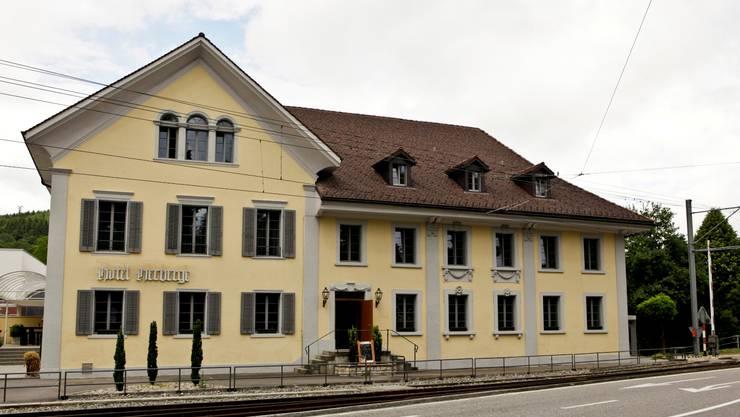 Gasthof zur Herberge in Teufenthal