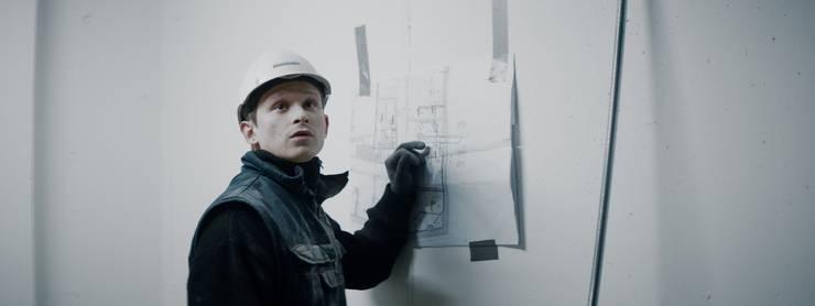 Spielfilm «Der Büezer» von Hans Kaufmann (u.a. mit Joel Basman)