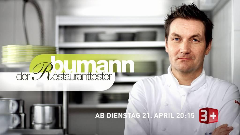 Die neue Staffel «Bumann der Restauranttester»
