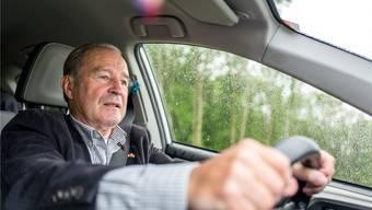 Maximilian Reimann: Der SVP-Nationalrat kämpft für Senioren am Steuer und Senioren in der Politik.