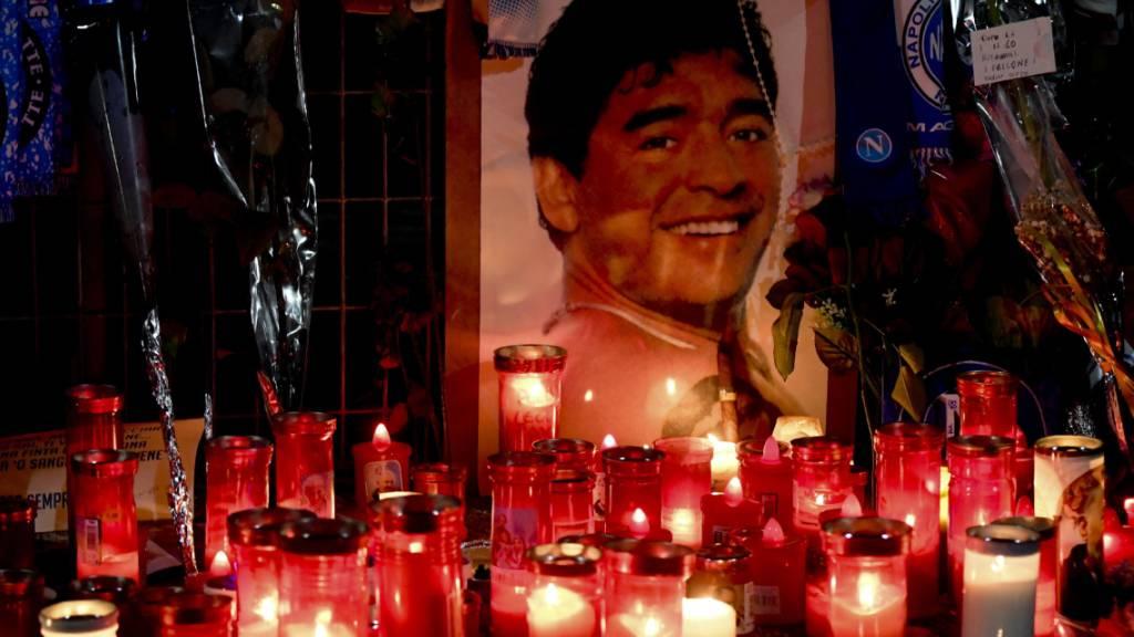 Staatsanwaltschaft in Argentinien untersucht Maradonas Tod