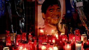 """Diego Maradona starb gemäss einem vorläufigen Autopsiebericht an einem """"Lungenödem und chronischer Herzinsuffizienz"""""""