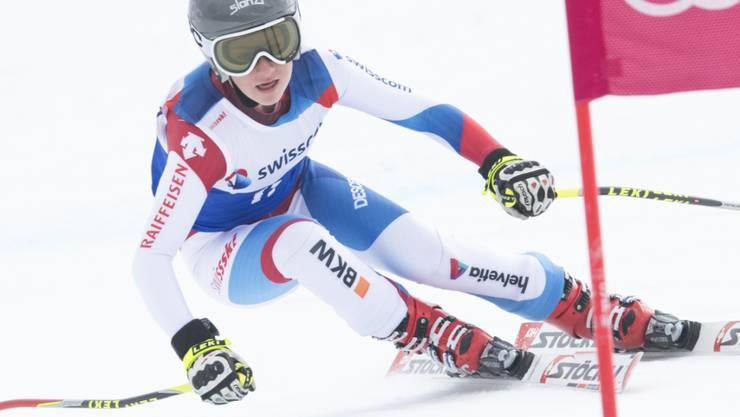 Vivianne Härri sicherte sich ihren zweiten Meistertitel bei der Elite (Archivbild)