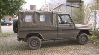 WK-Soldat stirbt während Übung in Hauenstein SO