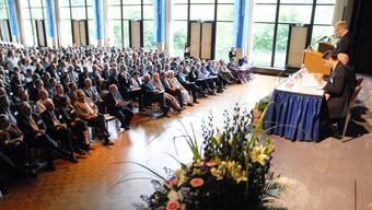 Generalversammlung der Aargauischen Industrie- und Handelskammer in Wettingen