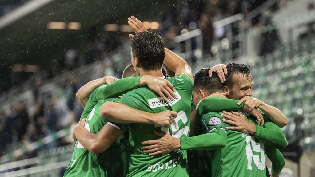 Keine Freinacht bei möglichem FCSG-Meistertitel – aber Verlängerung
