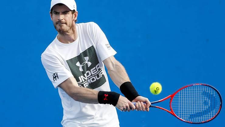Andy Murray unterzog sich einer Hüftoperation