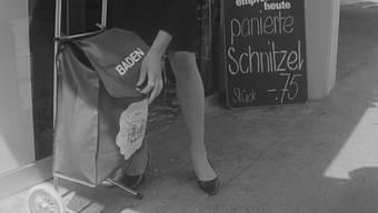 Sommer 1966: «Baden hat eine Neuigkeit».