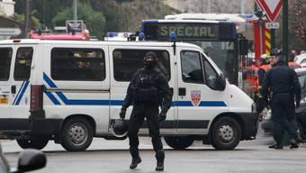 Die Polizei hat die Wohnung von Mohammed M