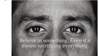Nike-Werbung Colin Kaepernick