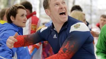 Alexander Subkow darf bis Ende 2020 sein Amt als Verbandspräsident des russischen Bob-Verbandes nicht mehr ausführen