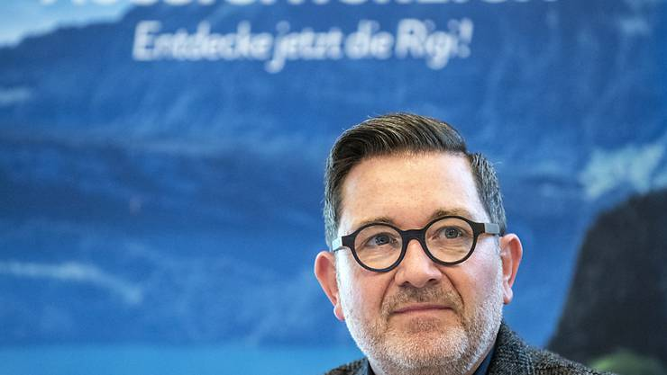 Stefan Otz, CEO der Rigi Bahnen AG, hat grosse Investitionen auf der Königin der Berge vor.