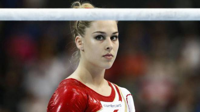 Selbstbewusst, aber nicht überheblich: Giulia Steingruber punktet nicht nur mit Leistung, sondern auch mit ihrer Persönlichkeit. Foto: Keystone