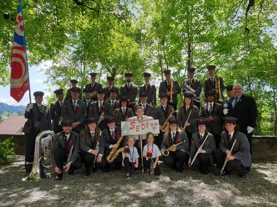 Die Musikgesellschaft Seon in Möhlin