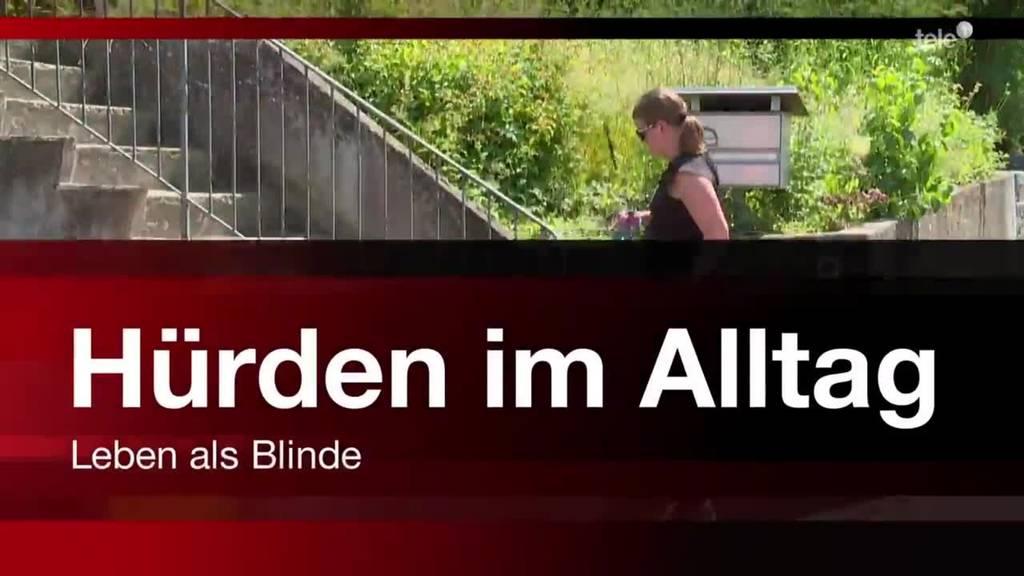 Hürden im Alltag - Leben als Blinde
