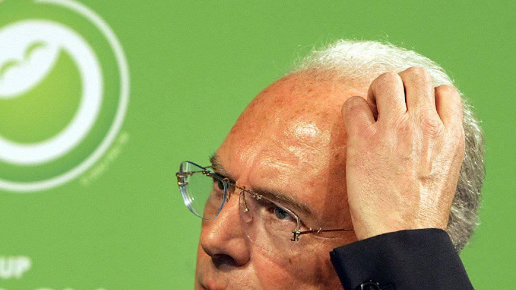 Franz Beckenbauer muss Antworten liefern