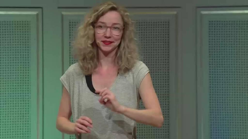 Aerosol Comedy Festival: Martina Huegi