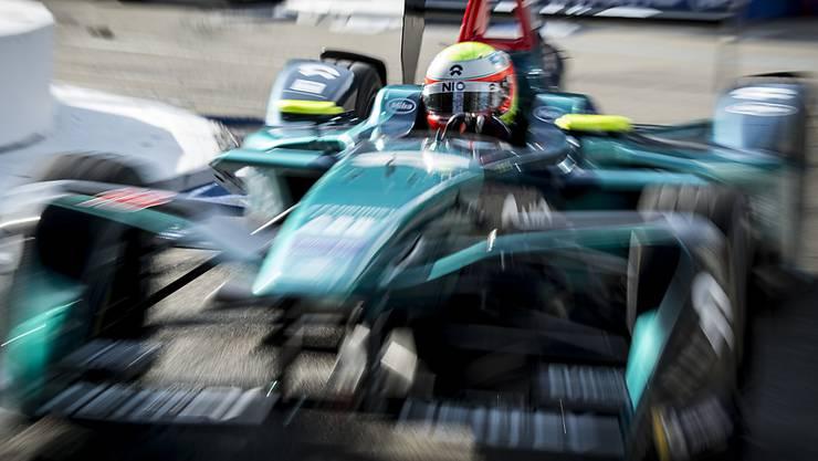 Dieses Jahr findet aufgrund vu vieler anderer Grossanlässe kein Formel-E-Rennen in Zürich statt. 2020 soll am Hönggerberg  das nächste Rennen in Zürich veranstaltet werden. (Symbolbild)