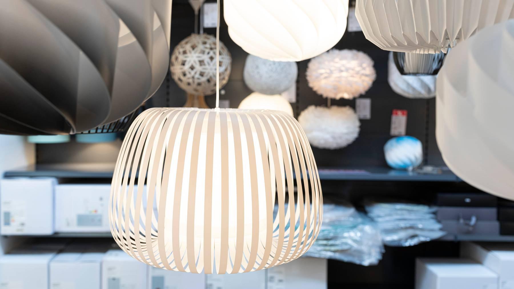 LED-Lampen machen einen immer grösseren Anteil am Lichtmarkt aus. (Symbolbild)